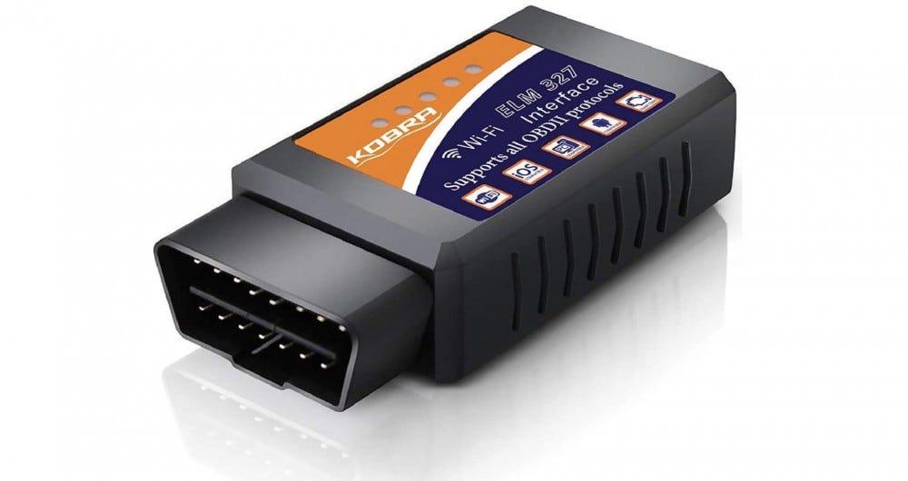 KOBRA OBD2 scanner