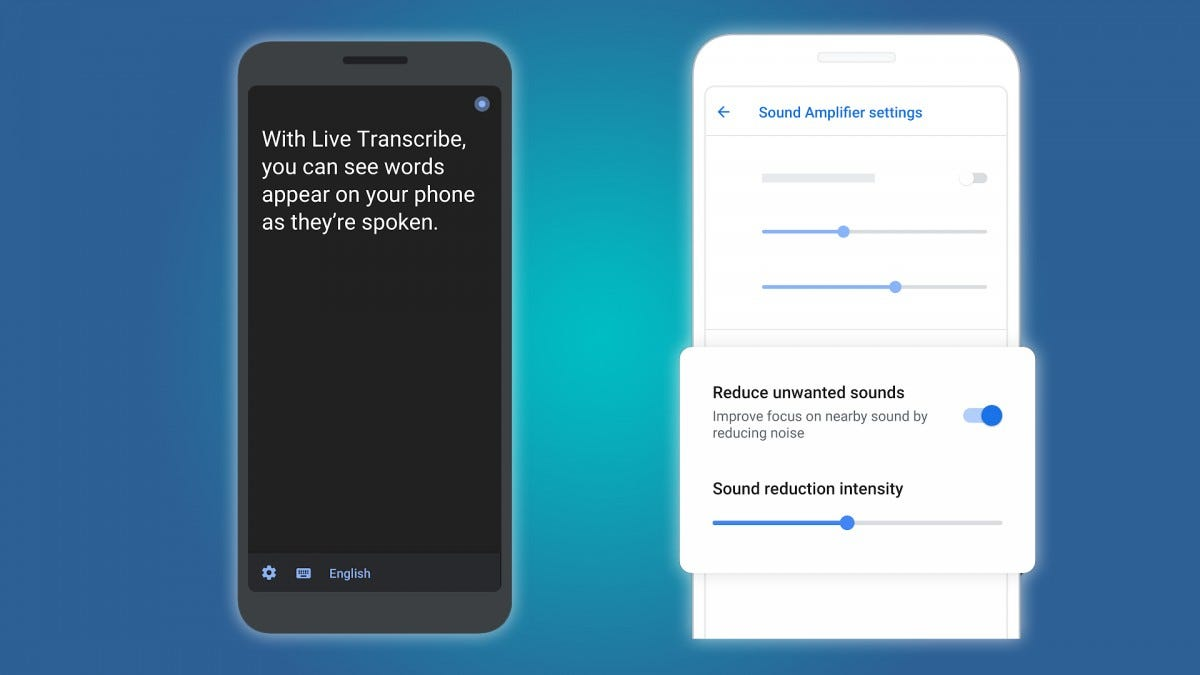 Image result for google Sound Amplifier ANDROID