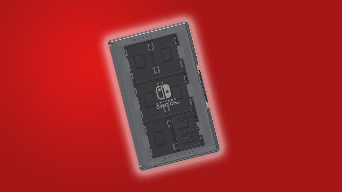 HORI Switch Case