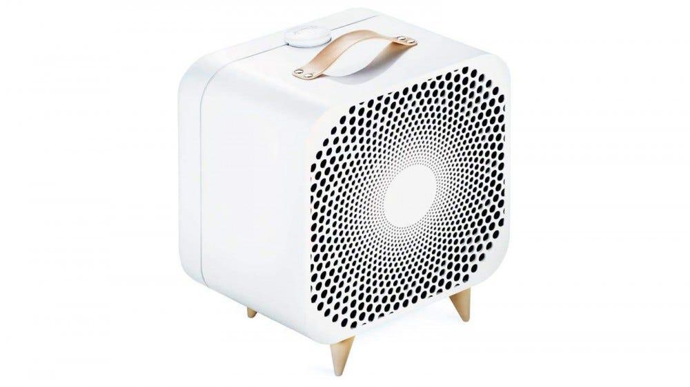 Blueair Blue Pure fan also purifies air
