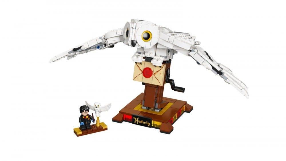 LEGO Harry Potter Hedwig készlet