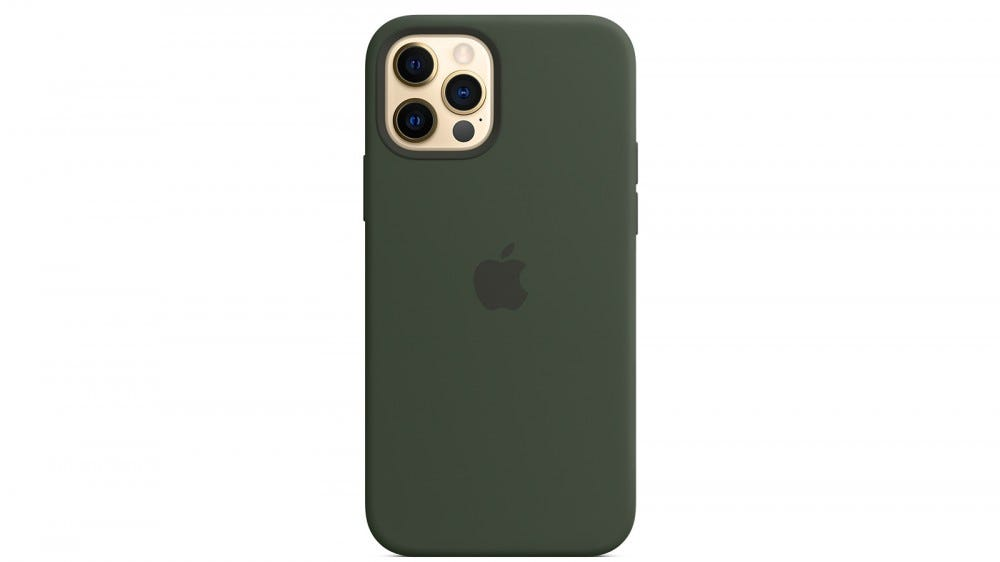 Apple iPhone 12 Pro Silicone Case with MagSafe