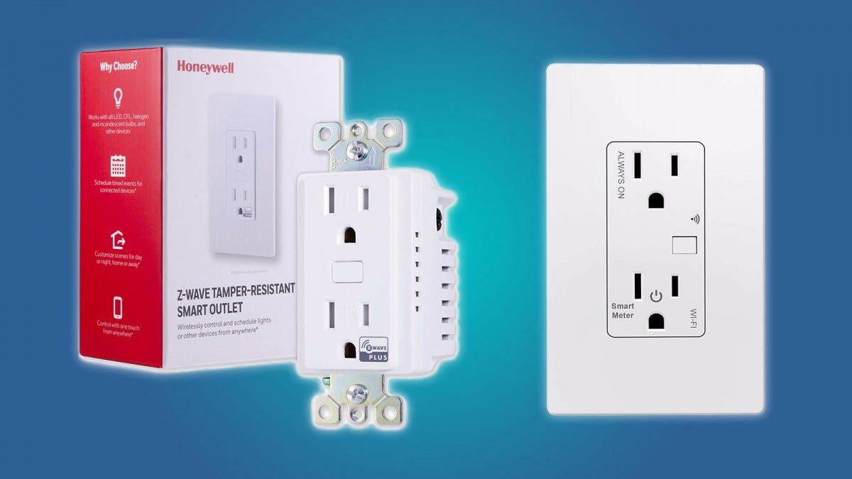 Smart Plugs Are A Convenient Way To Add Smarts Just About Any Liance But If You Want More Permanent And Cleaner Solution In Wall Outlets