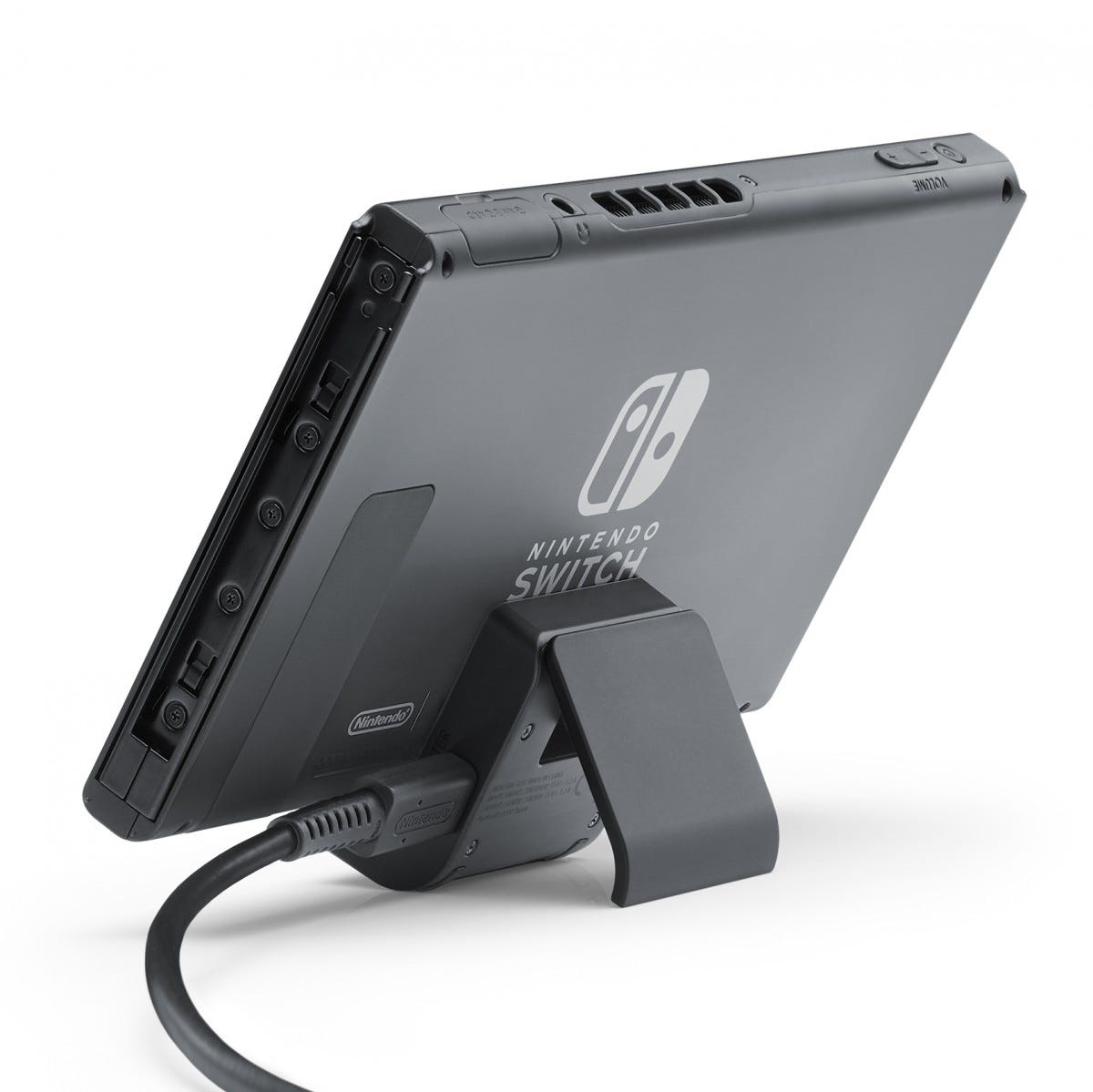 nintendo, switch, kickstand, charging stand,