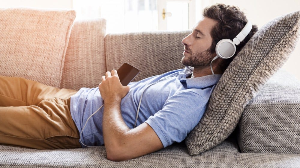 White Noise Apps for iOS and Android smartphones