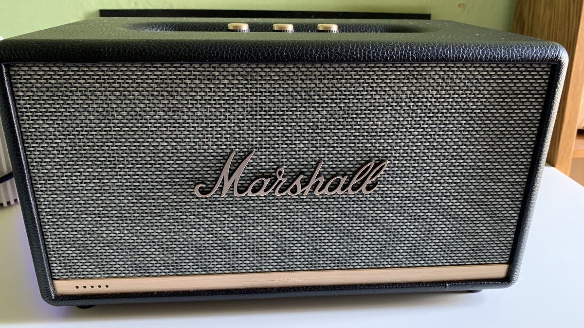 Marshall Stanmore II Voice Review: Powerful Notes – Review Geek