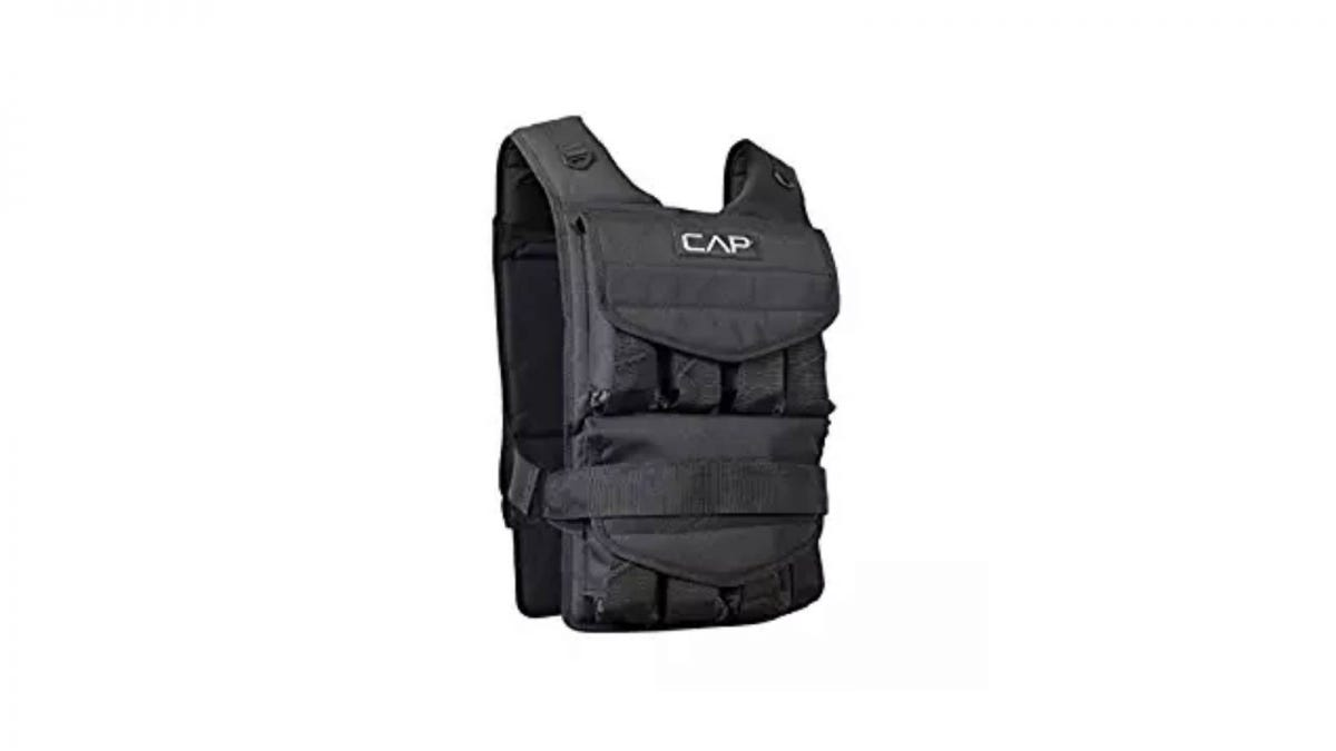Cap Adjustble Weighted Vest