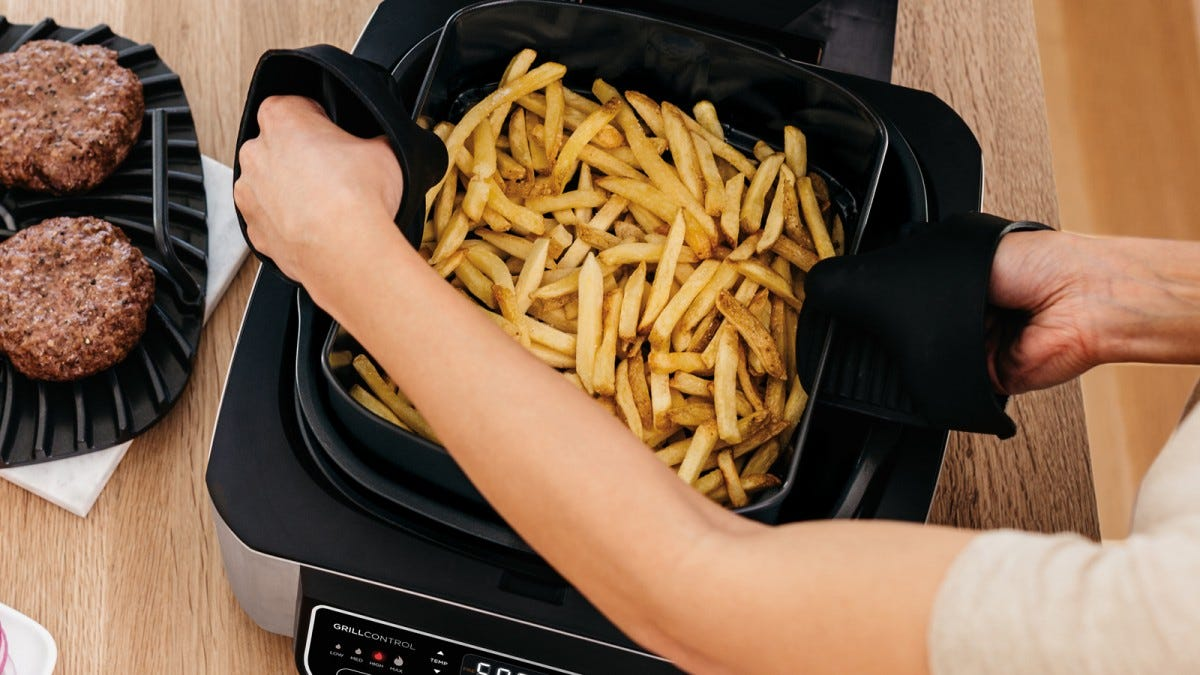 image of fench fries