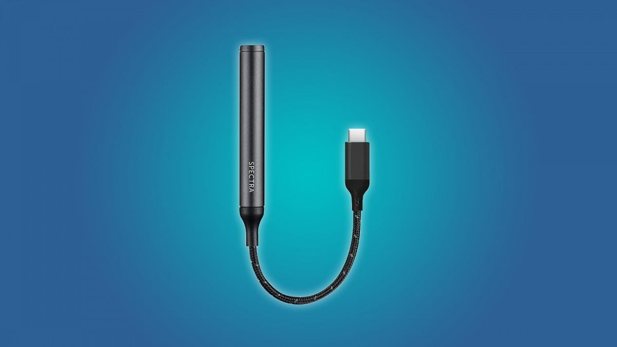 The NextDrive Spectra USB-C DAC