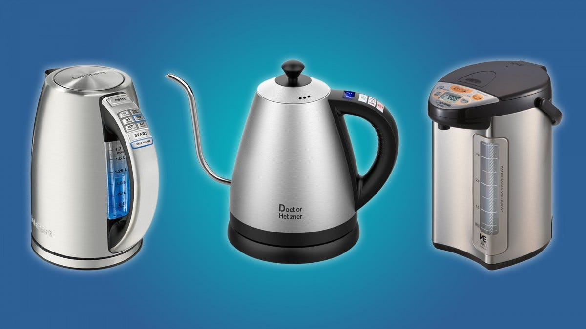 Best Electric Kettles For Your Tea And Coffee Review Geek