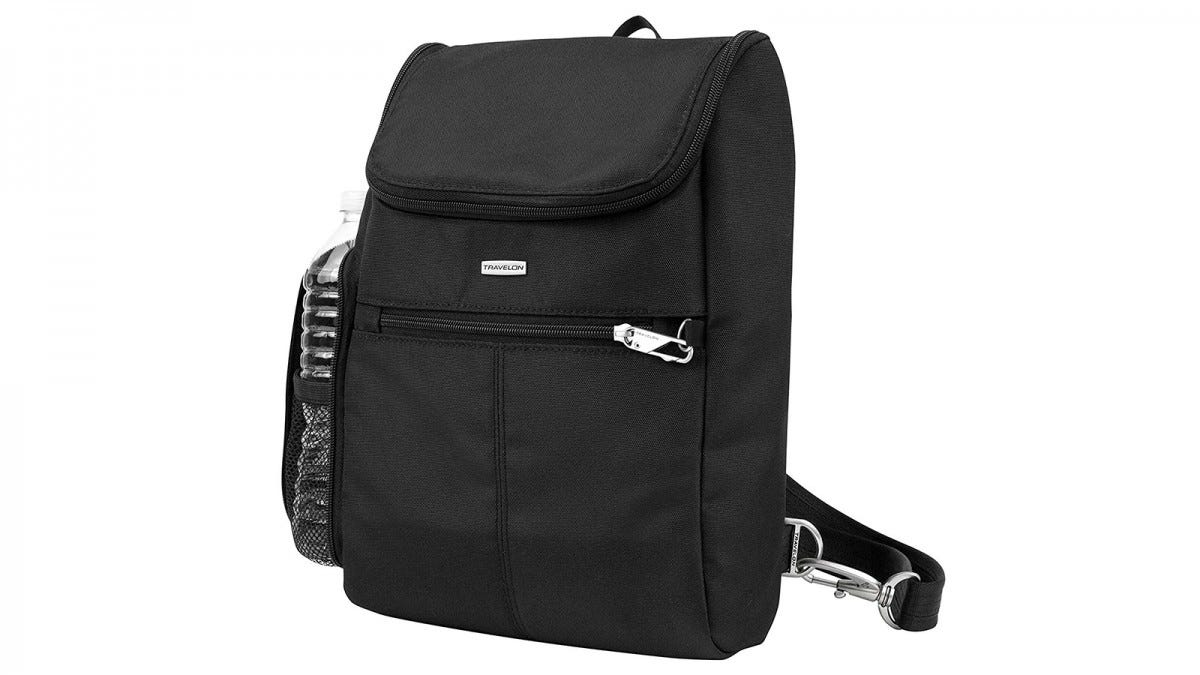 The Travelon Anti-Theft Convertible Backpack