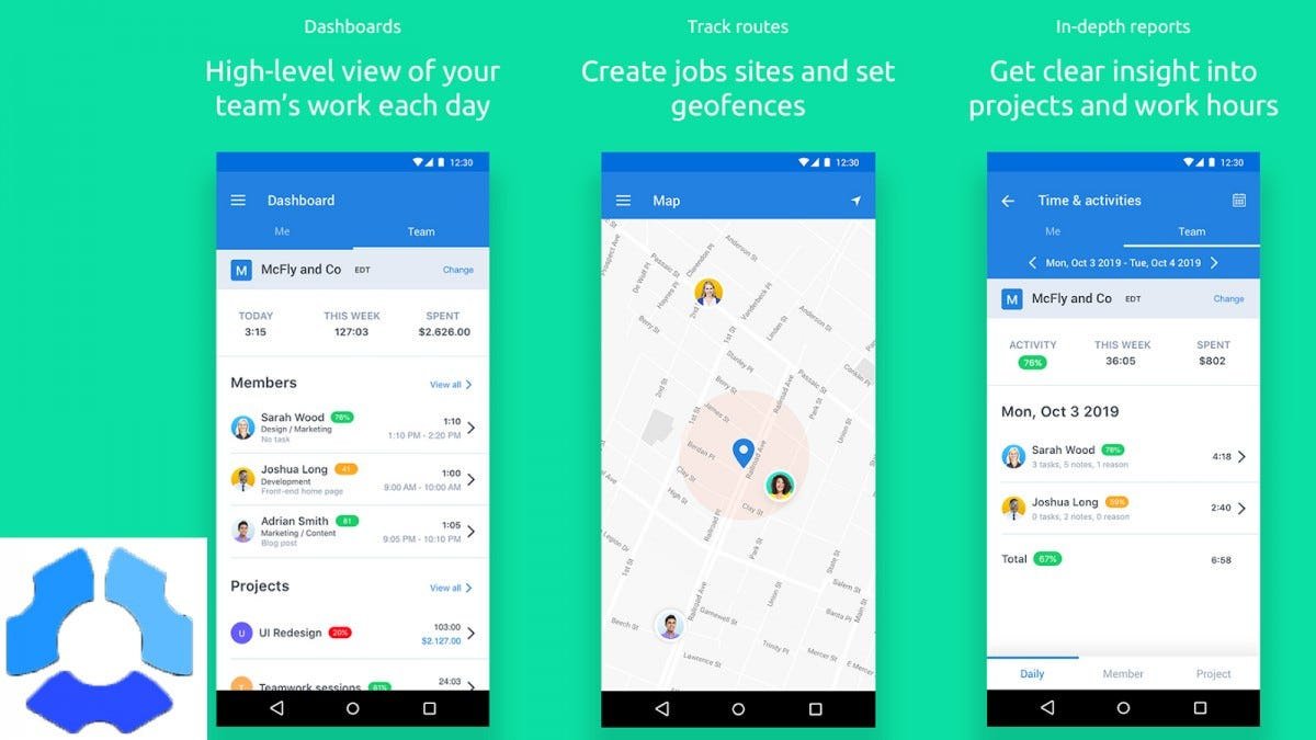 Hubstaff App
