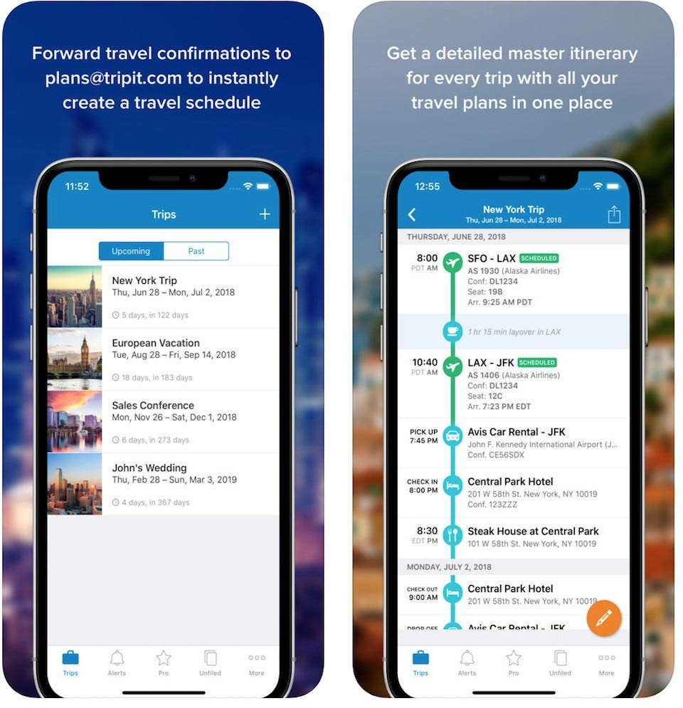 The 6 Best Trip Planning Apps For Headache Free Travel