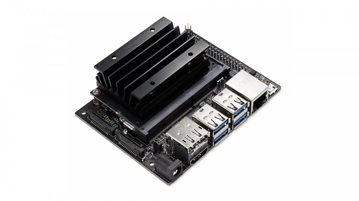 The NVIDIA Jetson Nano Dev Kit