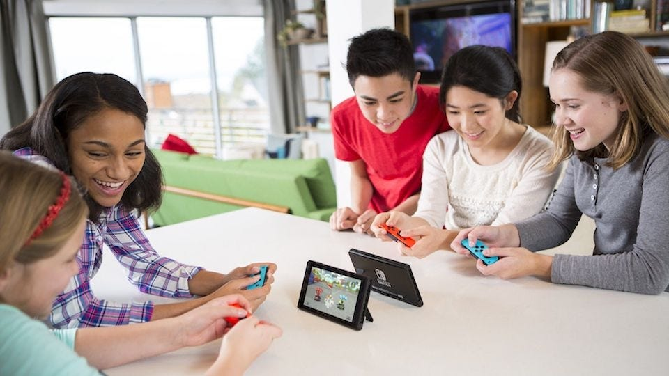 The Best Switch Games to Play with Friends and Family – Review Geek