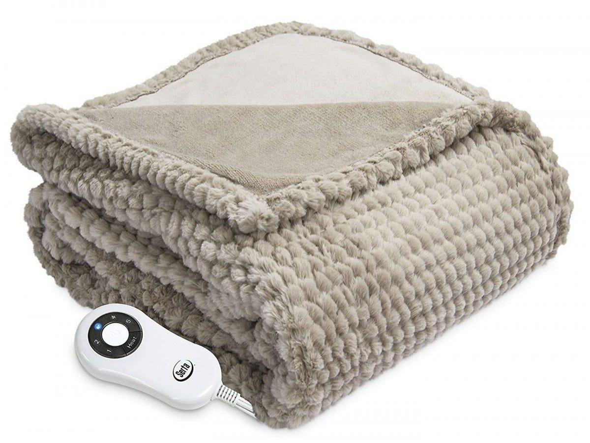 The Best Heated Throw Blankets For Year Round Warmth