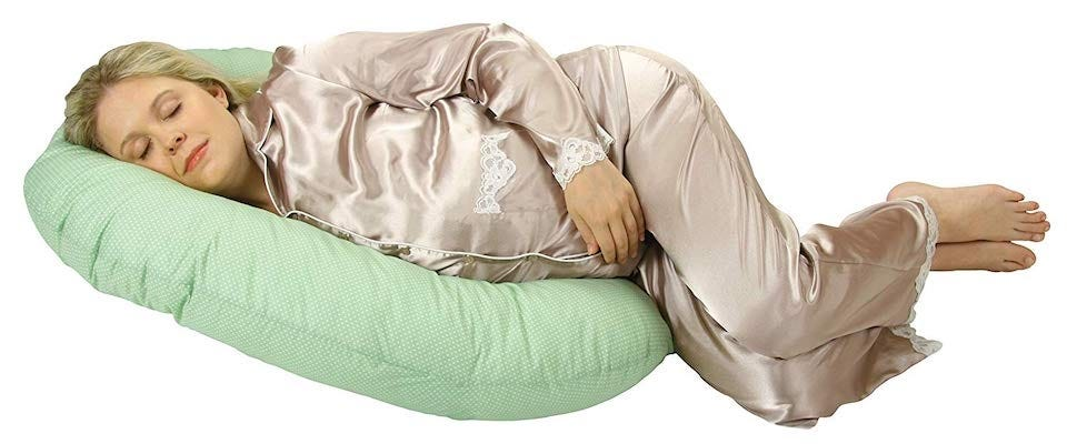 Leahco Snoogle Mini Compact Side Sleeper