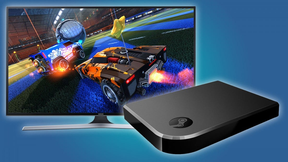 The Steam Link Is The Best Living Room Companion For Pc Gamers Review Geek