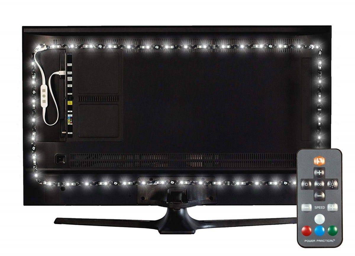 luminoodle, bias light, rgb, light strip, lightstrip,