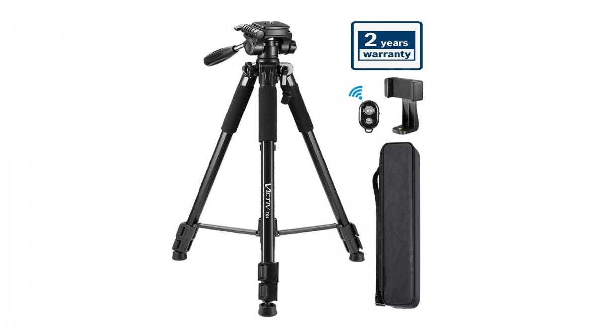 The Victiv 64-Inch Tripod