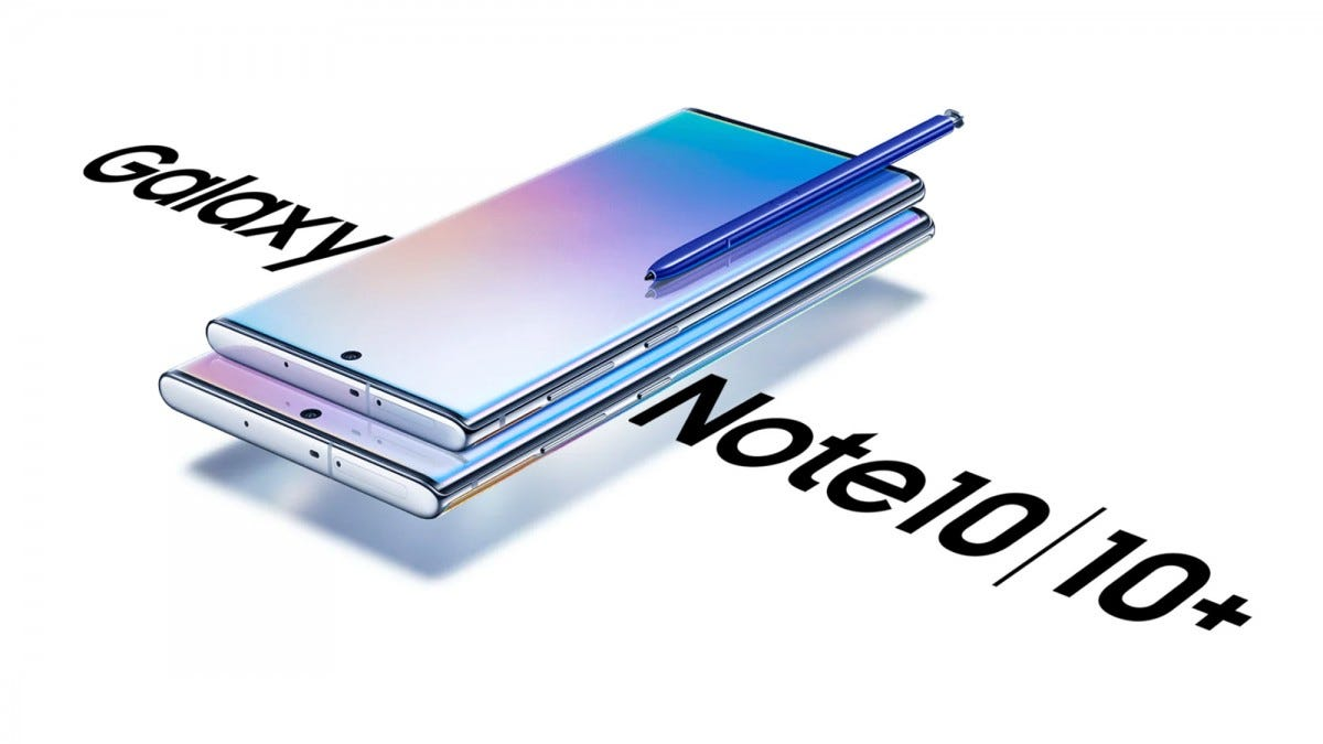 I'll Miss the Bixby Button on the Galaxy Note 10 (But Not for Bixby
