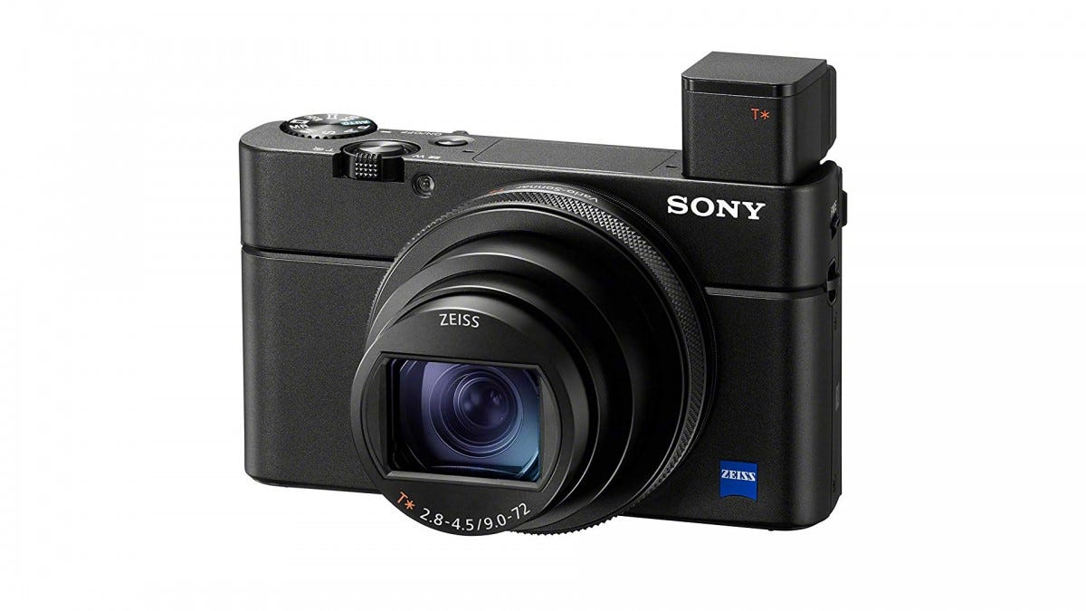 The Sony RX100 VII