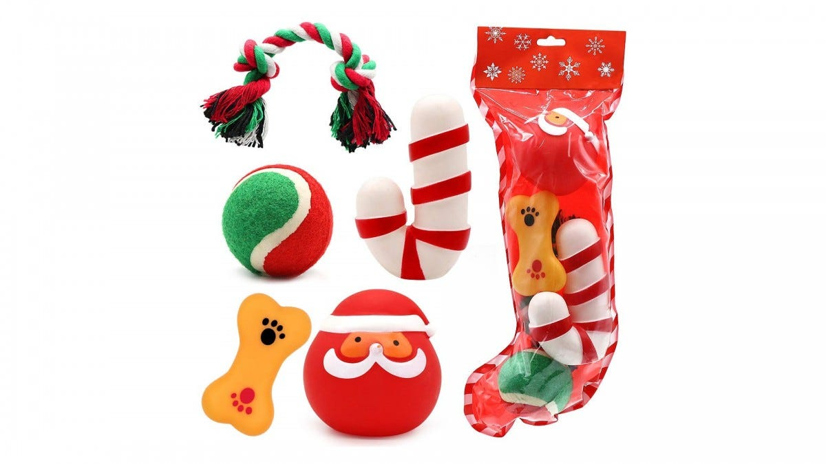 The PETUOL 5-Piece Stocking Set