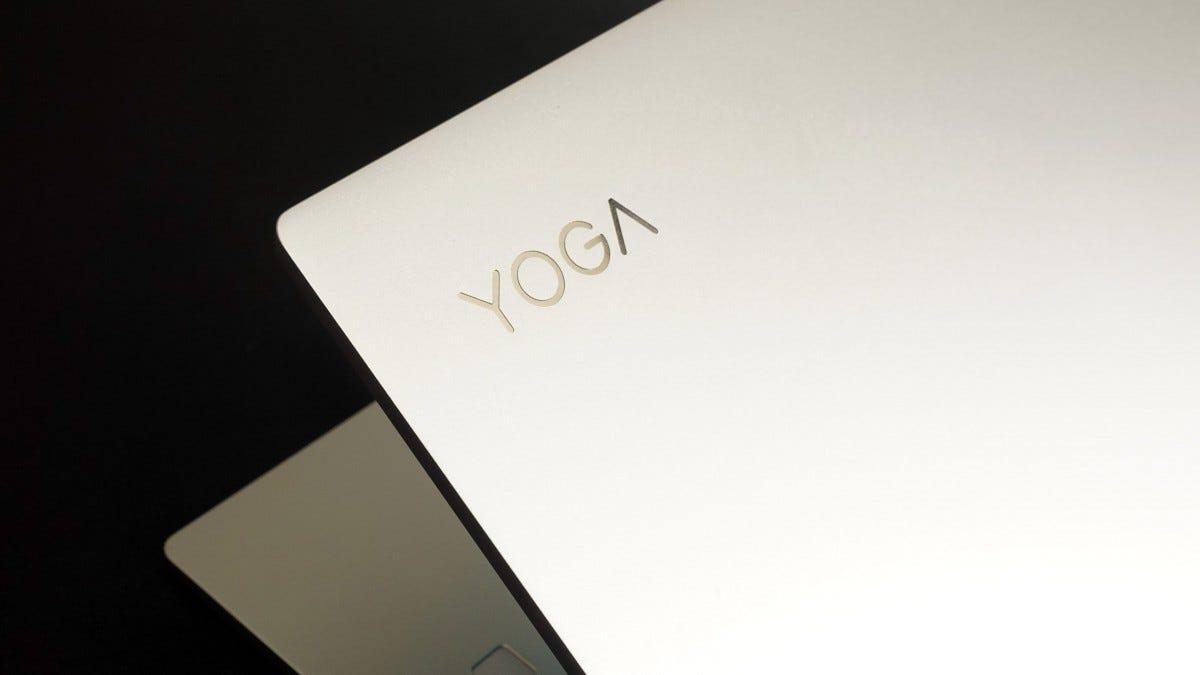 Yoga lid logo