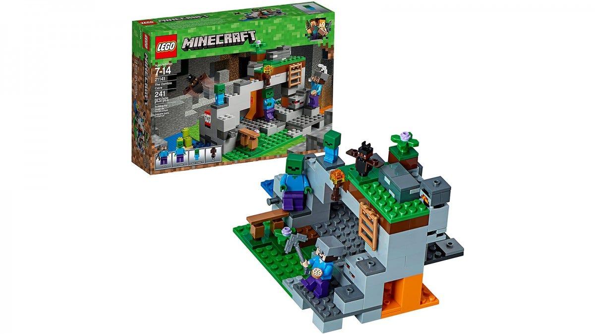 LEGO Minecraft The Zombie Cave