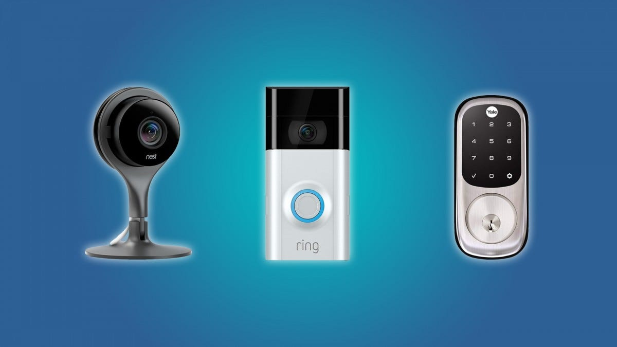 Black Friday 2018: The Best Smart Home Security Deals