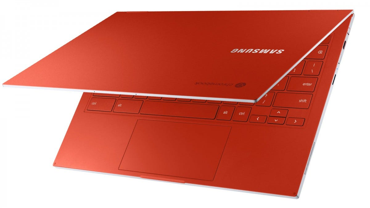 Samsung's Galaxy Chromebook