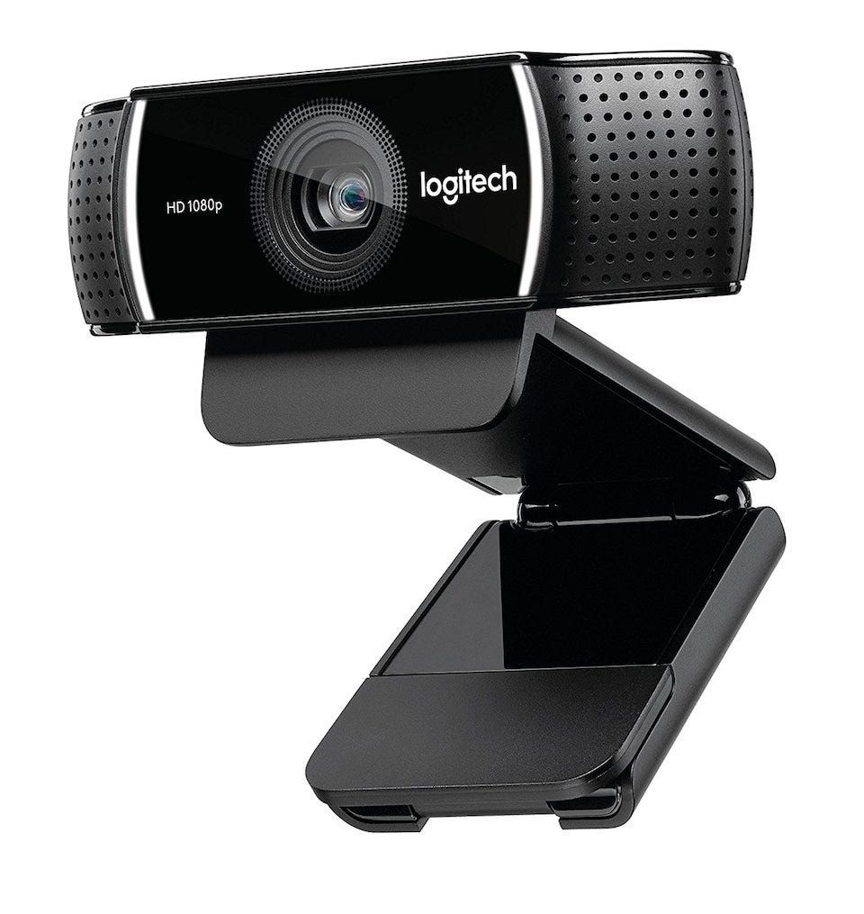 The 6 Best Webcams For Video Conferencing, Streaming, And