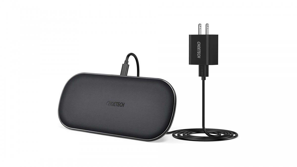 The CHOETECH wireless charging mat