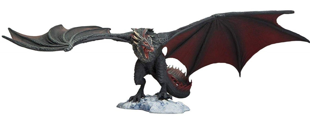 McFarlane and Dark Horse sell collectible Game of Thrones figures and statues.