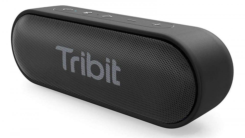Tribit XSound Go best budget portable bluetooth speaker most affordable