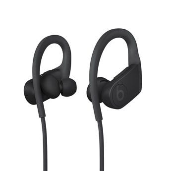 The new Powerbeats in black