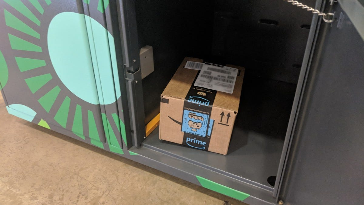 Using Amazon Locker Is Super Easy And Can Save You Time And