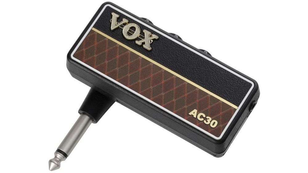 Vox AP2AC Headphone Amplifier