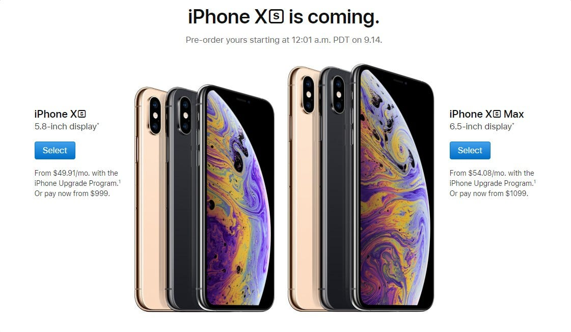 Should You Buy or Upgrade to One of the New X Series iPhones