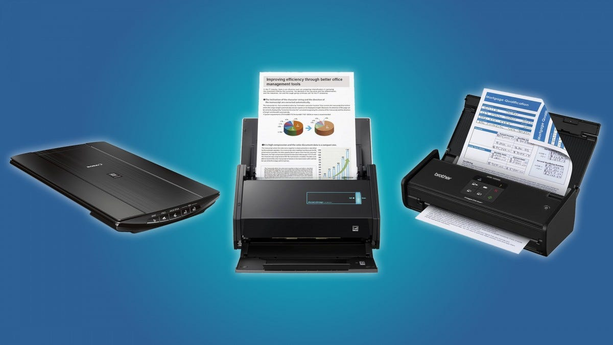 The Best Document Scanners for Your Home or Office – Review Geek
