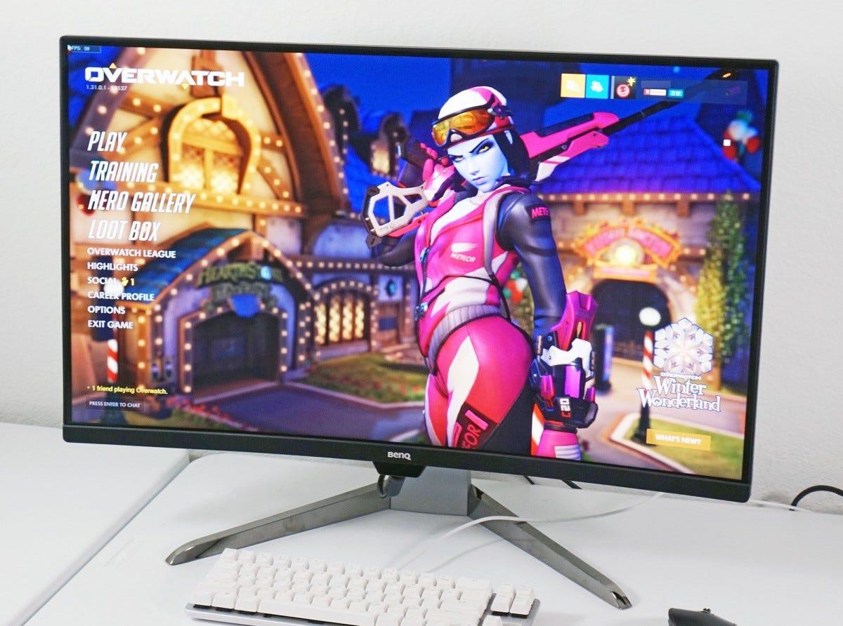 EX3203R, monitor, benq, 32 inch, usb c, 144hz,