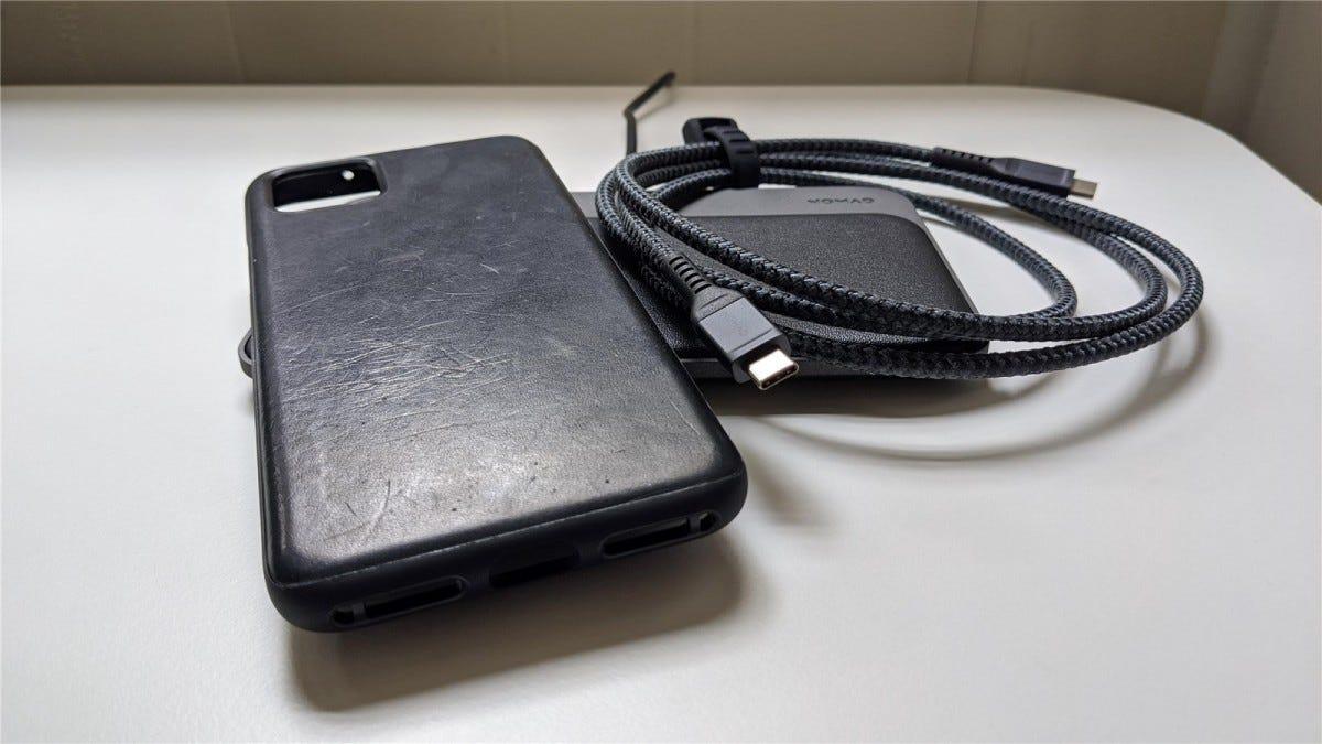 Nomad Pixel 4 accessories
