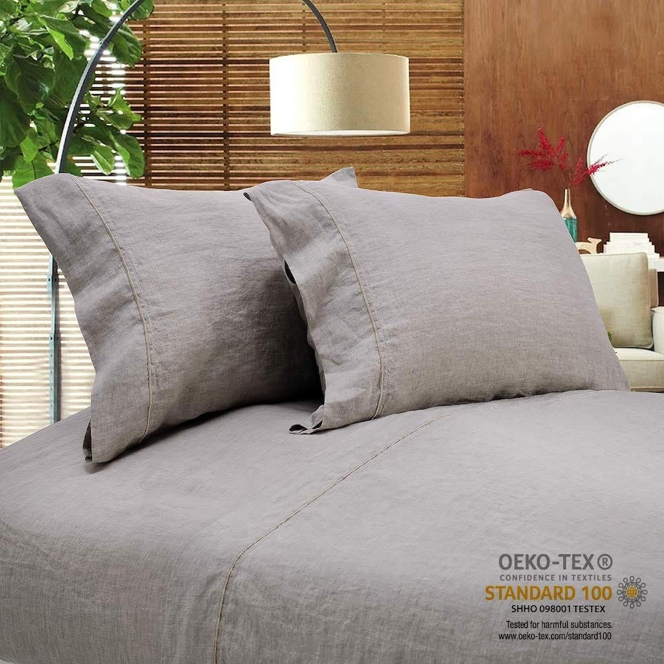 Best Linen Sheets Simple Once 90 130