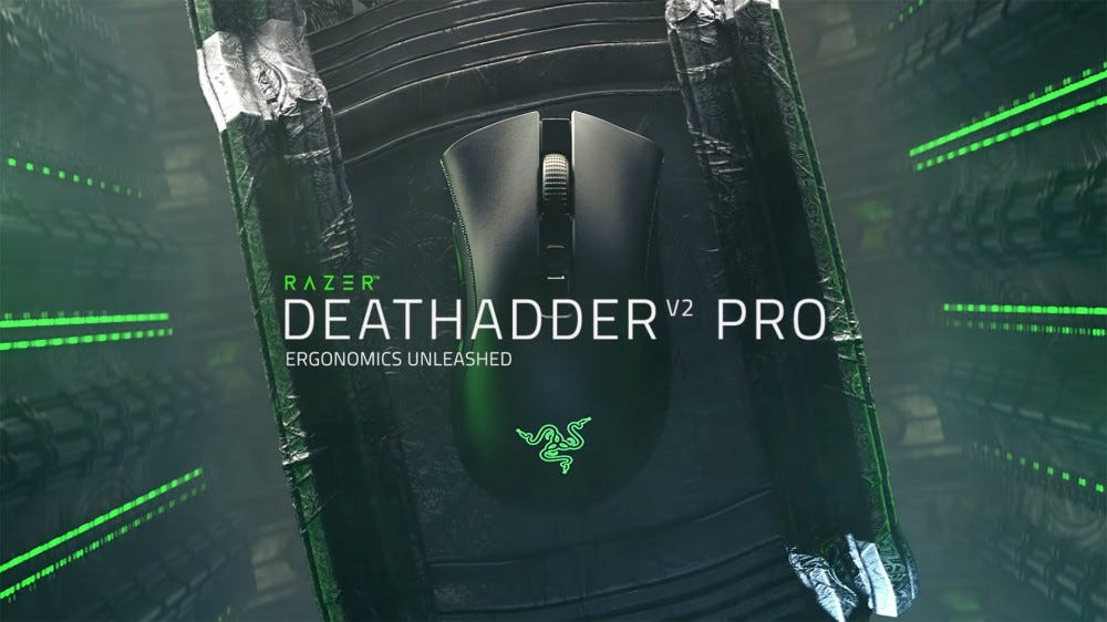 Rzer Deathadder video still