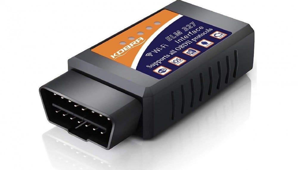 ODB2 scanner