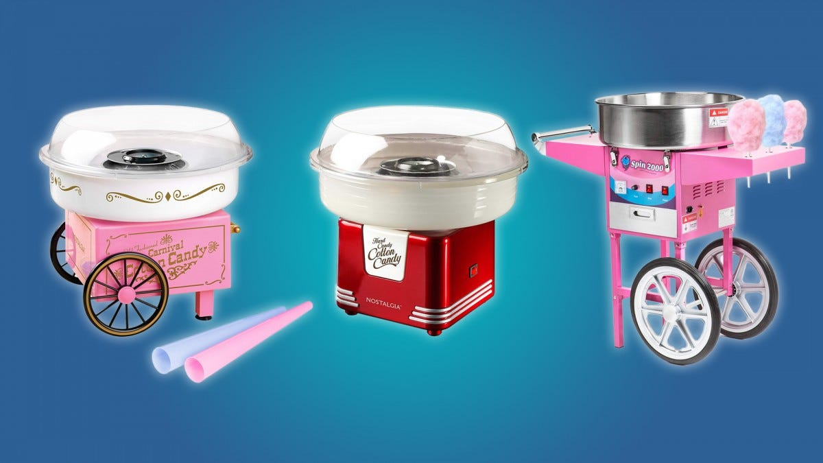 The Best Cotton Candy Machines – Review Geek