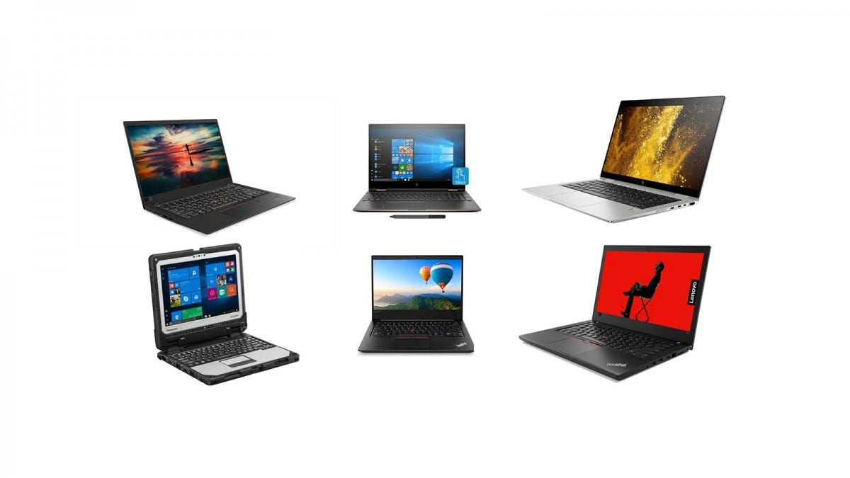 The Best Windows Business Laptops Of