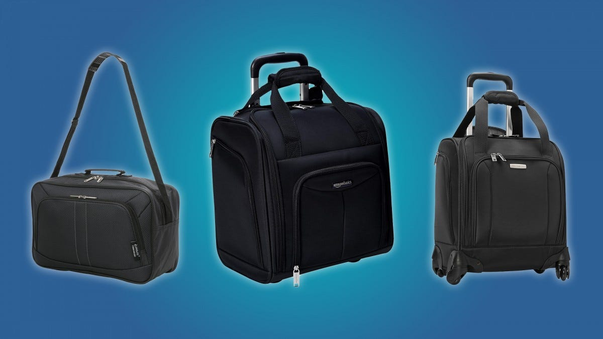 underseat travel bags