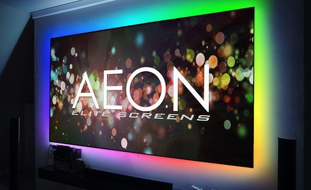 Elite Screens Aeon 120-inch Screen