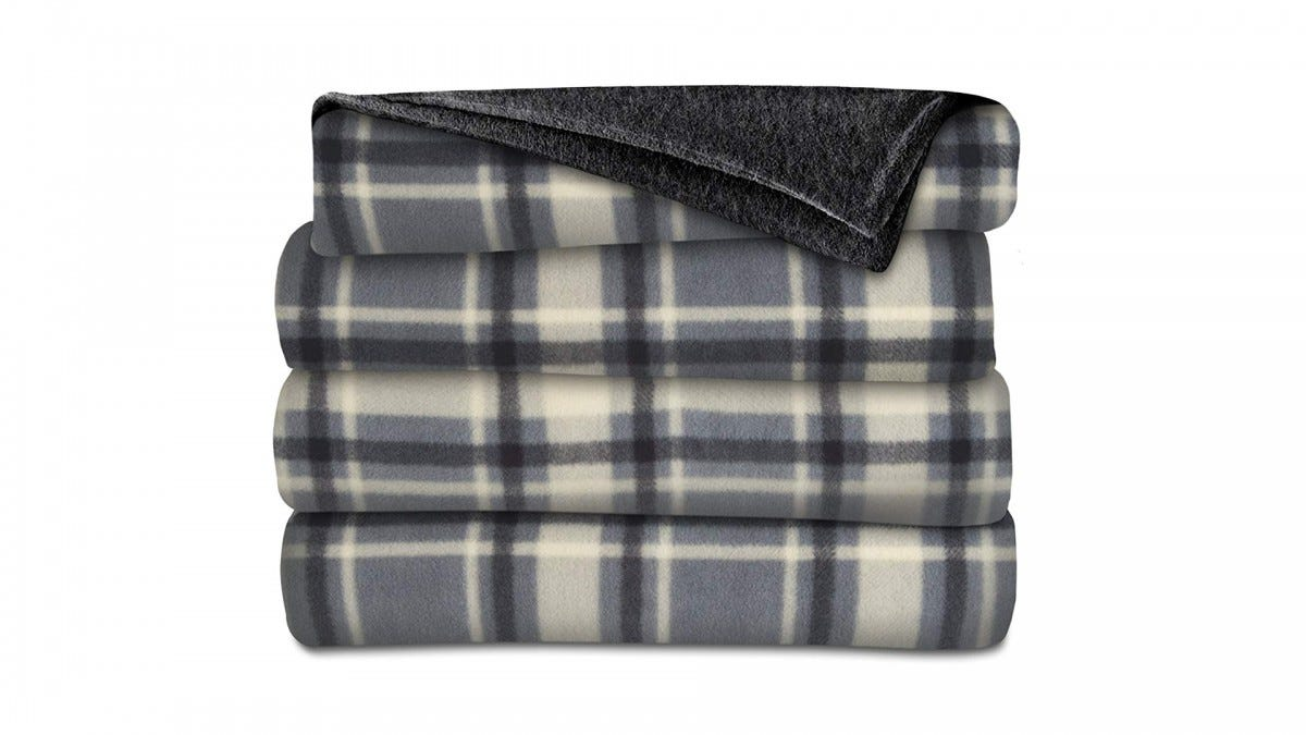 The Sunbeam fleece throw